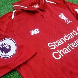 572d924de ... sale new balance shirts 18 19 liverpool soccer jersey salah d57f6 c303b